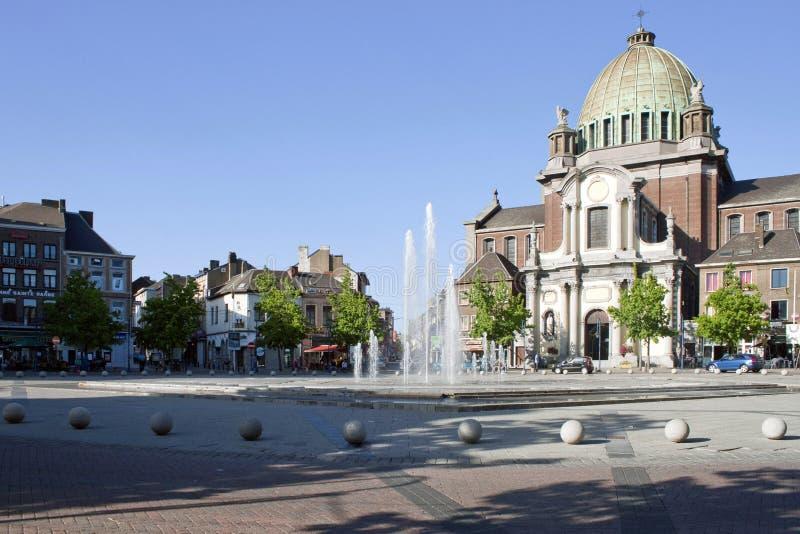 Charleroi immagine stock libera da diritti
