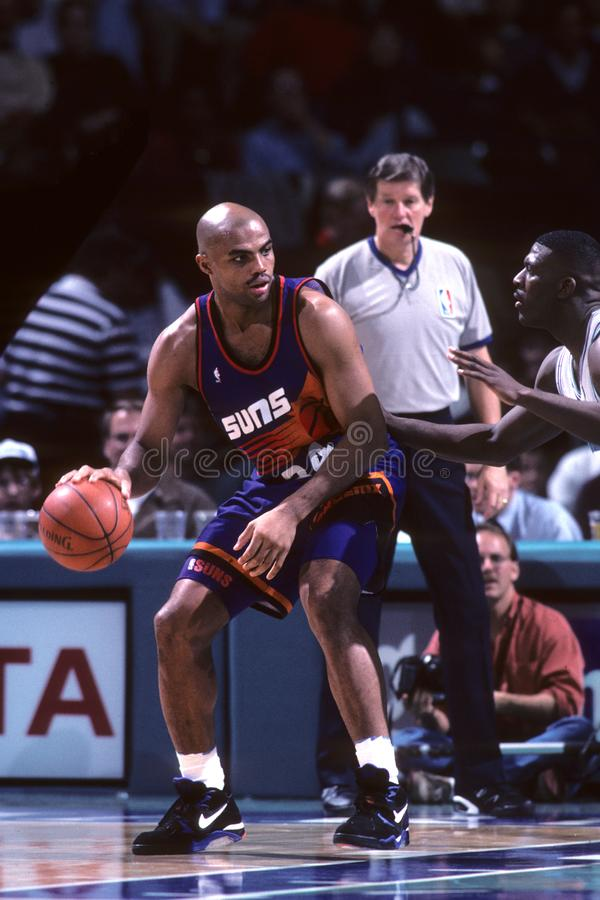Charles Barkley Phoenix Suns images stock