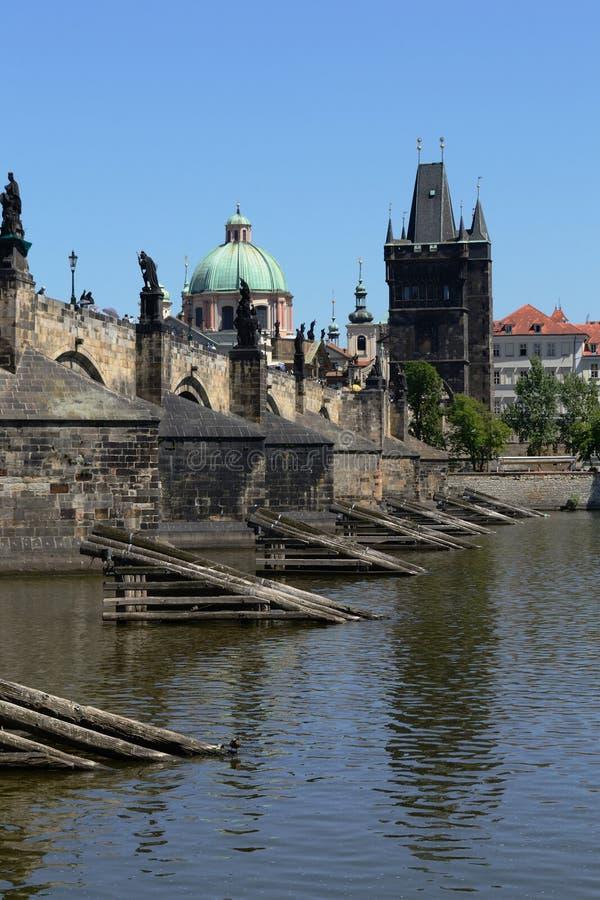 Download Charles bridge stock photo. Image of travel, gothic, prague - 20099798
