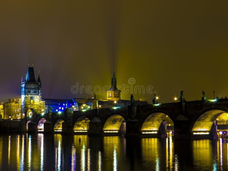 Charles Bridge image libre de droits