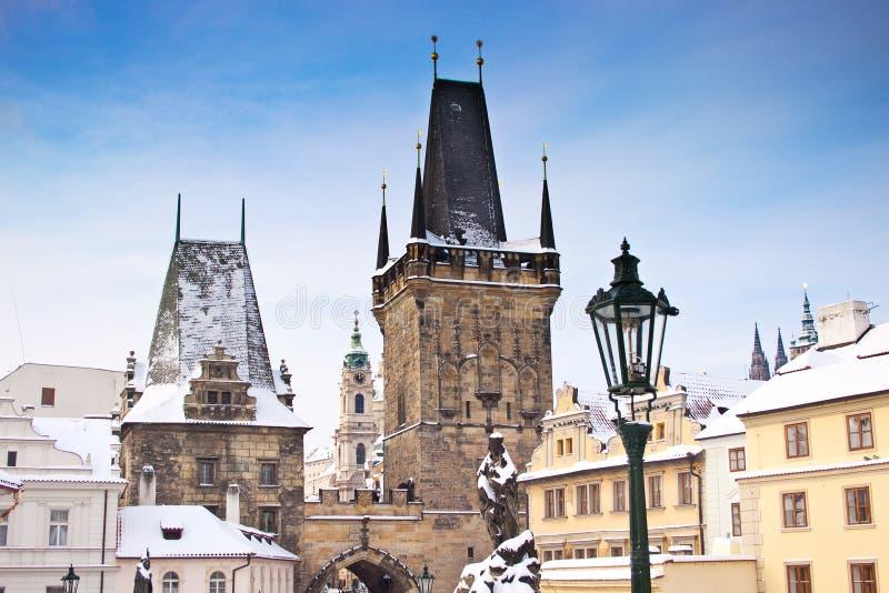 Download Charles Bridge, Prague stock image. Image of cities, outdoors - 18059145