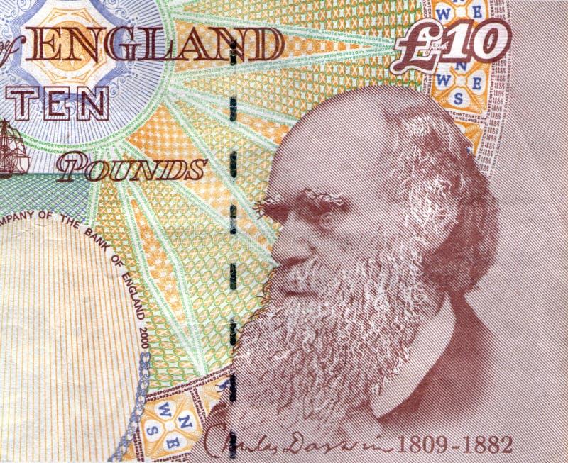 Charles Darwin photo stock