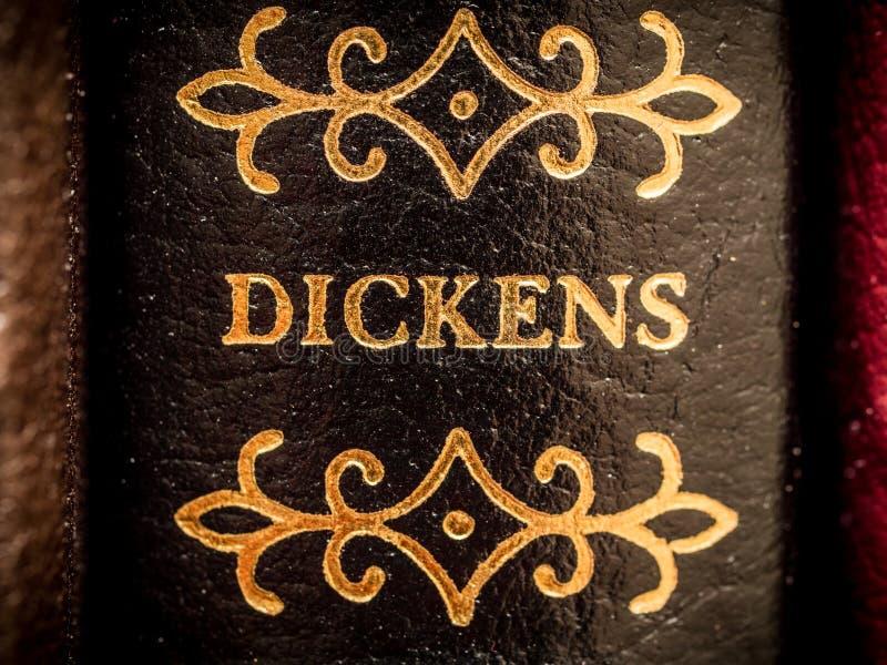 Charles Dickens arkivbilder