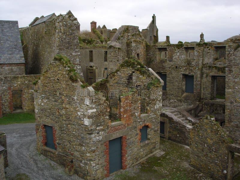 Charles Fort-Ruinen lizenzfreie stockbilder
