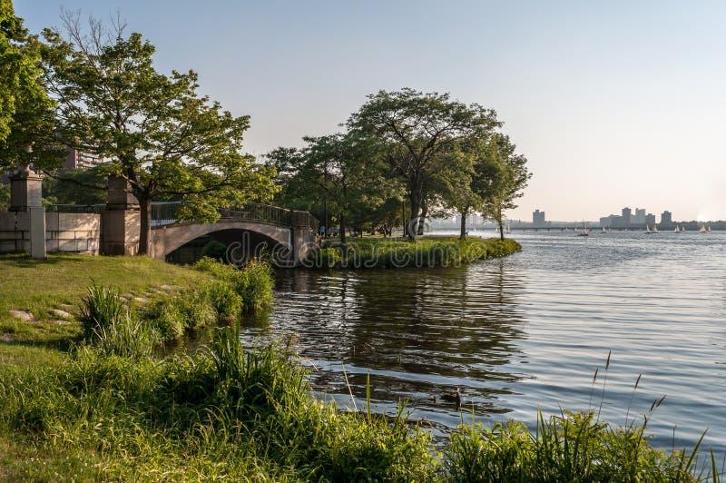 Download Charles River Esplanade stock image. Image of flora, charles - 34101023
