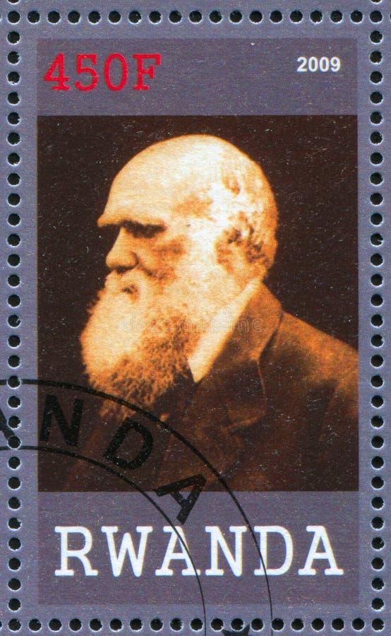 Charles Robert Δαρβίνος στοκ εικόνες