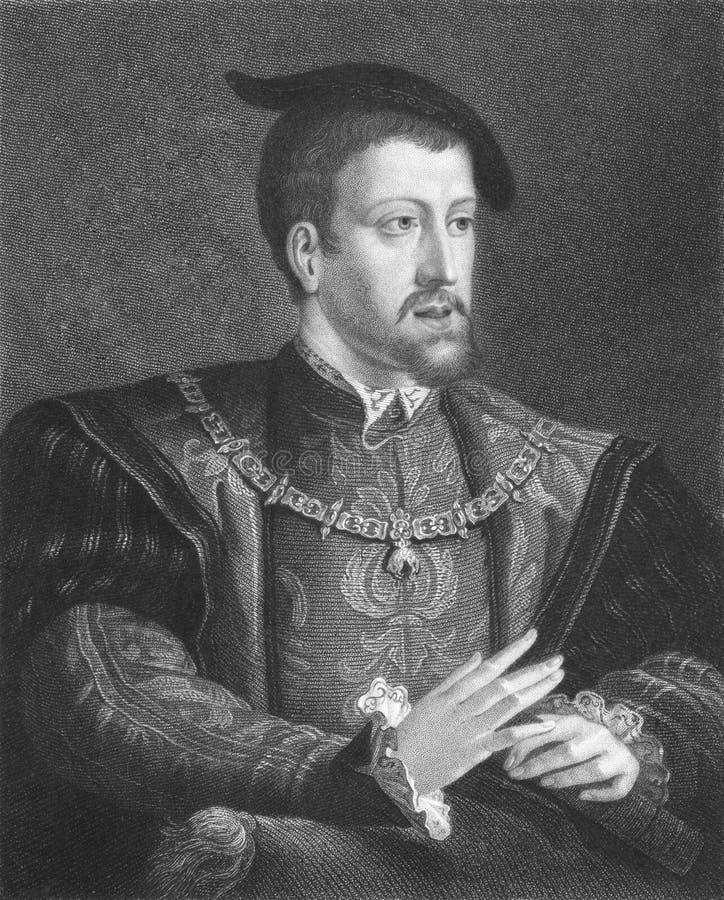 Charles V fotografia stock