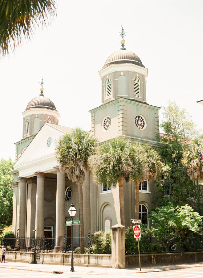Charleston céntrica imagenes de archivo