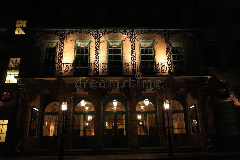 charleston doku sc ulicy theatre zdjęcie stock