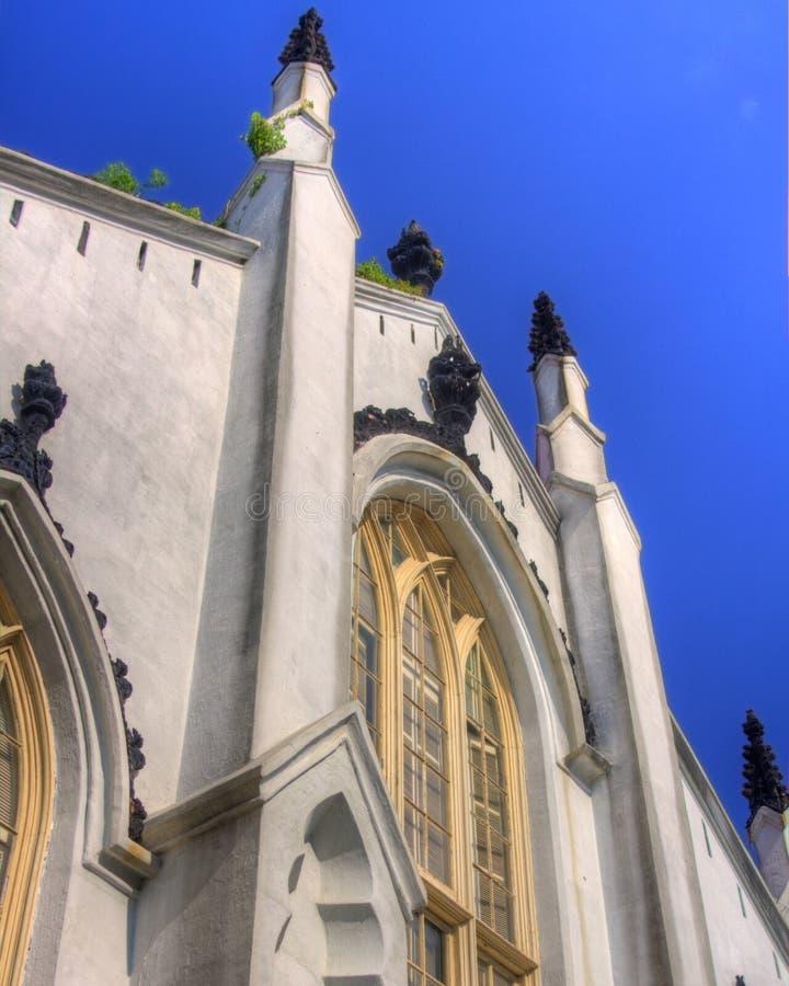 charleston kyrka arkivfoton