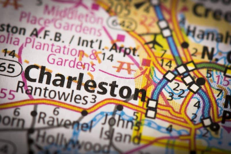 Charleston, la Caroline du Sud photo libre de droits