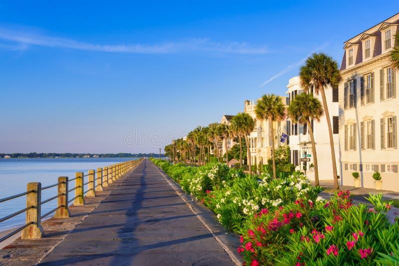 Charleston na bateria fotos de stock royalty free