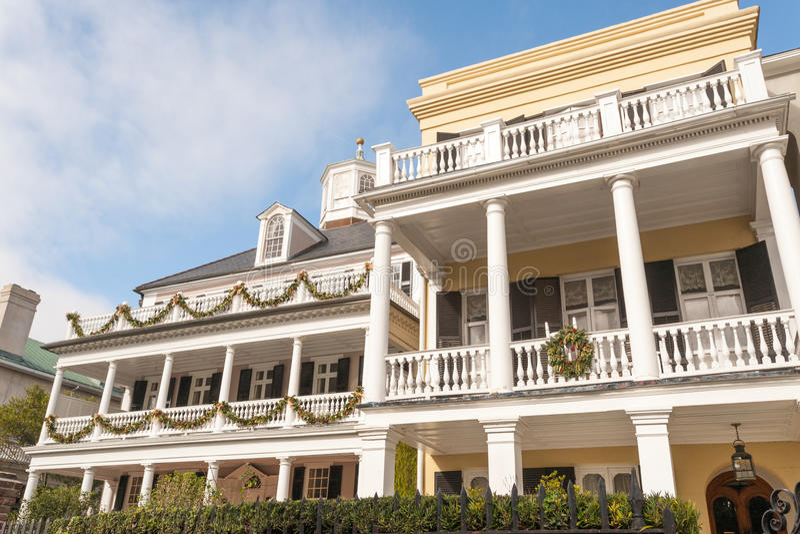 Charleston, NC foto de stock royalty free