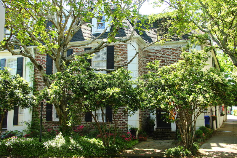 Charleston, Południowa Karolina - fotografia royalty free
