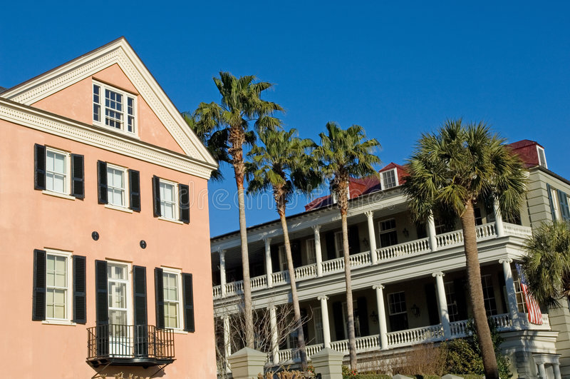 Charleston, Sc lizenzfreie stockfotos