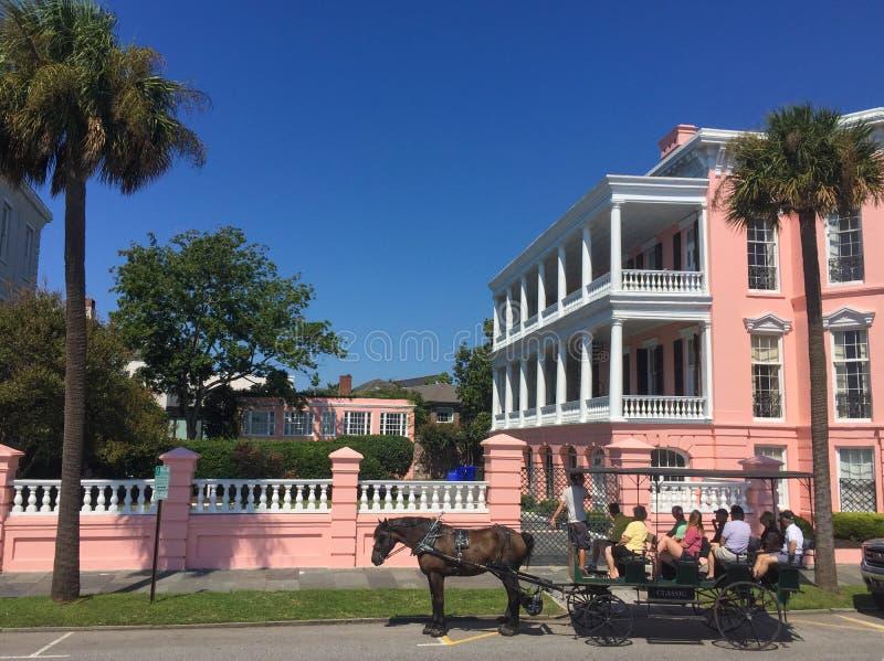 Charleston, South Carolina fotos de stock