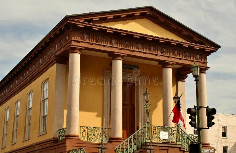 Charleston, South Carolina City Market royalty free stock photo