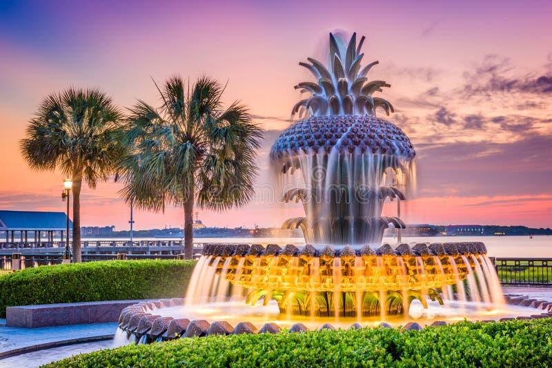 Charleston South Carolina, USA royaltyfri fotografi