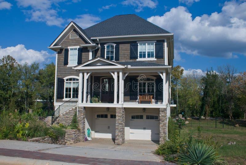 Charleston style home royalty free stock images image for Charleston style homes