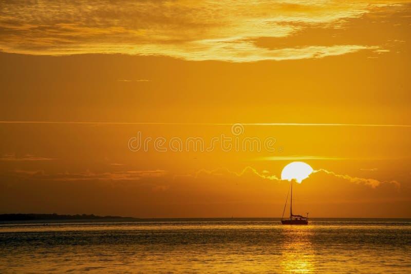 Charleston Sunrise images libres de droits