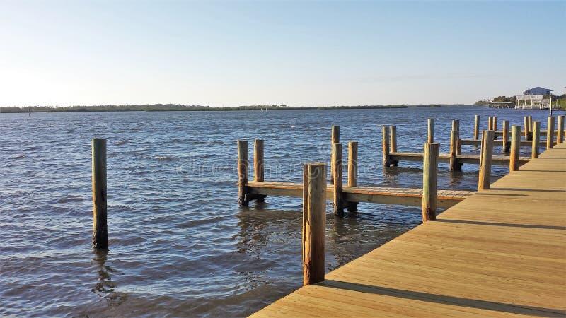 Charleston Waterfront Park foto de stock royalty free