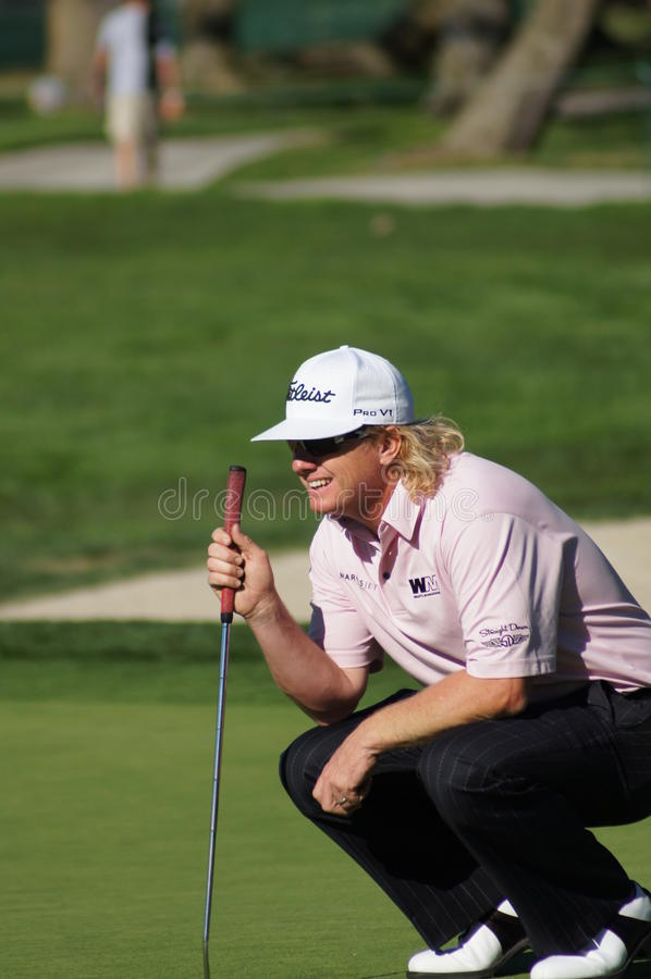 Charley Hoffman 2012 Farmers Insurance Open
