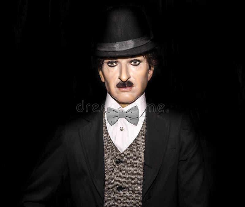 Charlie Chaplin royaltyfria bilder