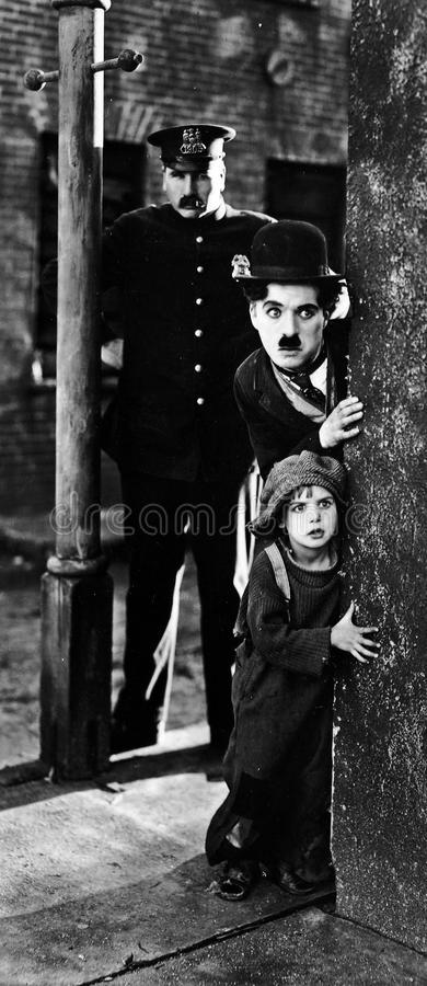 Charlie Chaplin In The Kid Free Public Domain Cc0 Image