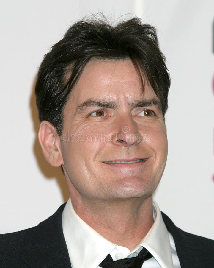 Free Charlie Sheen Royalty Free Stock Photography - 26287157