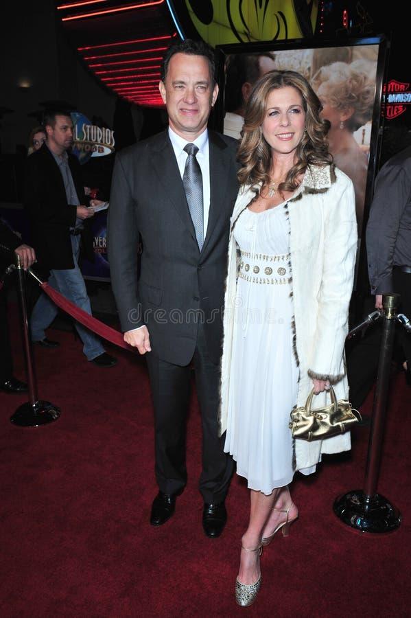 Download Charlie Wilson,Rita Wilson,Tom Hanks Editorial Stock Photo - Image: 24605643