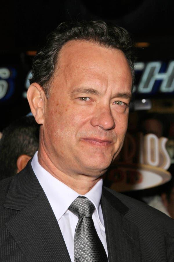 Charlie Wilson, Tom Hanks image libre de droits