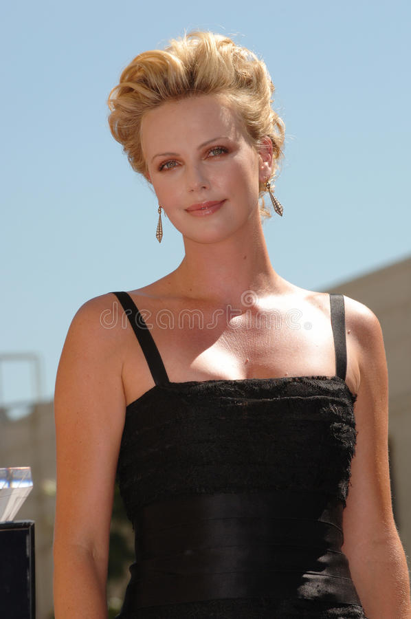 Download Charlize Theron Editorial Stock Image - Image: 25674614