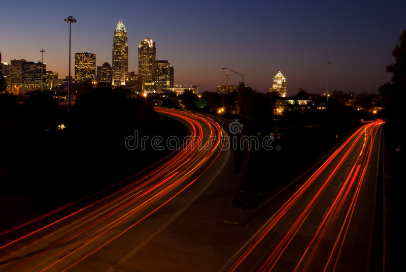 Charlotte OR photographie stock libre de droits