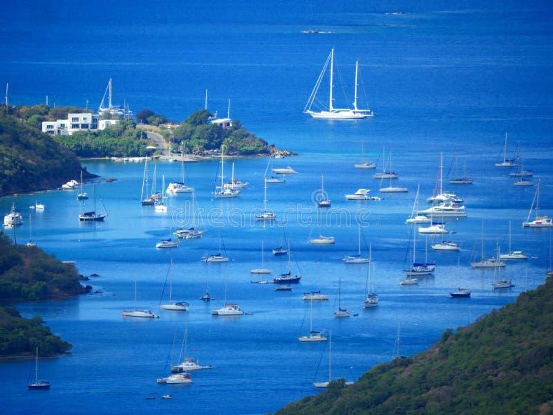 Charlotte Amalie St Thomas arkivbild