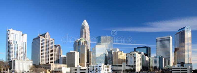 Charlotte Carolina del Norte imagenes de archivo