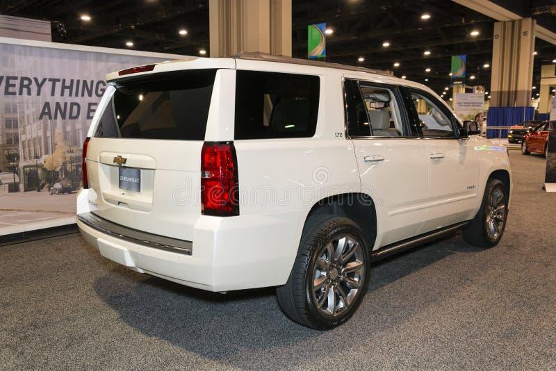 Charlotte International Auto Show 2014 lizenzfreies stockbild