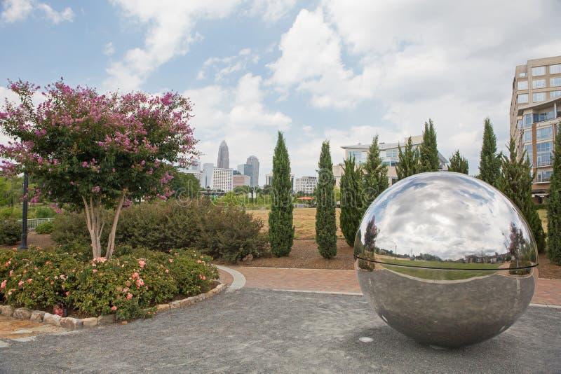 Charlotte, North Carolina fotografia stock libera da diritti