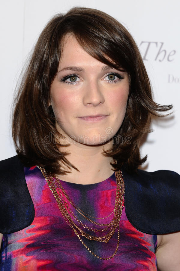 Charlotte Ritchie Editorial Stock Photo