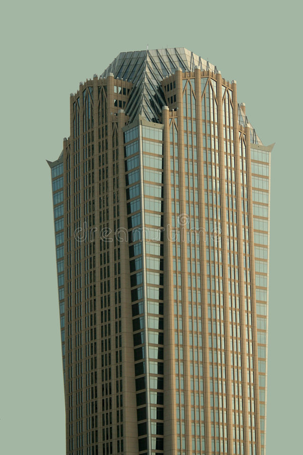 Charlotte Skyscraper2 fotos de stock