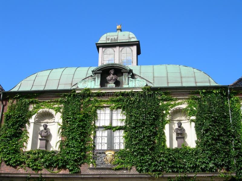 charlottenborg στοκ εικόνες