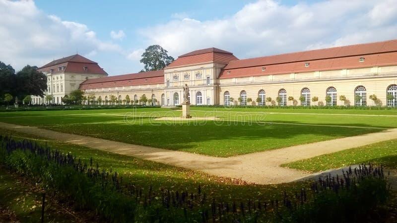 Charlottenburg Castle, Berlin, Germany royalty free stock photos