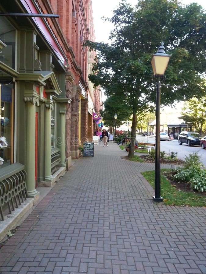 charlottetown imagen de archivo