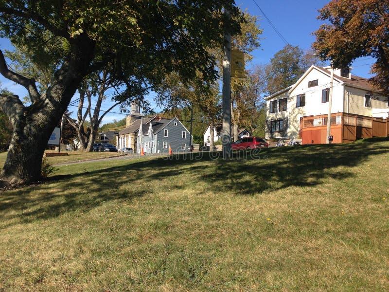 charlottetown foto de archivo libre de regalías