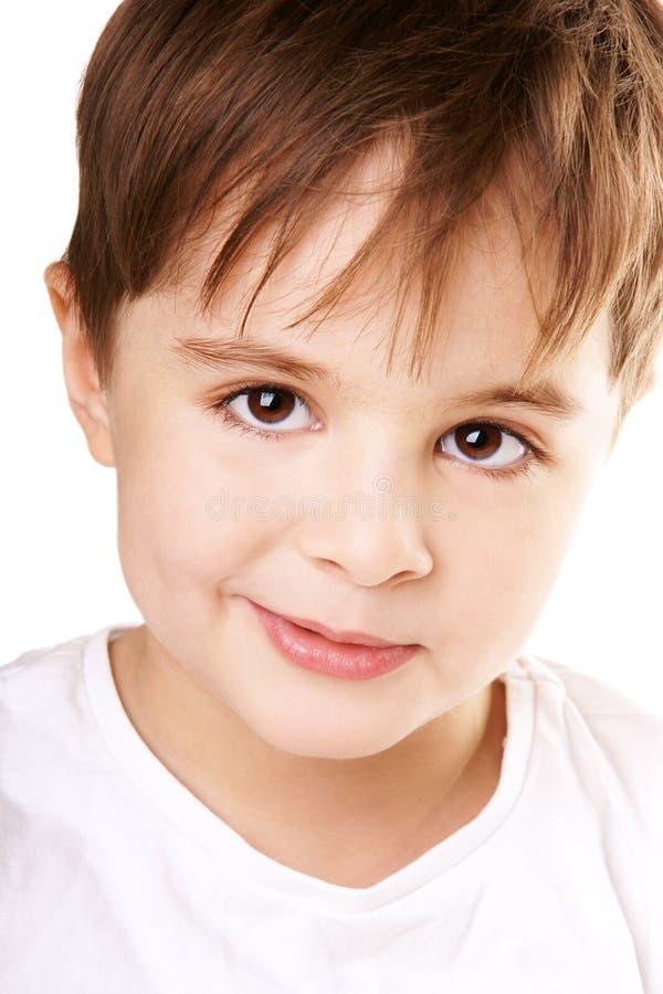 charma för pojke royaltyfria foton