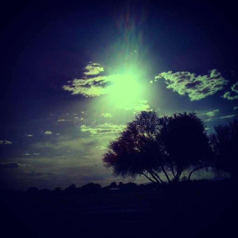 Charme de ciel image stock