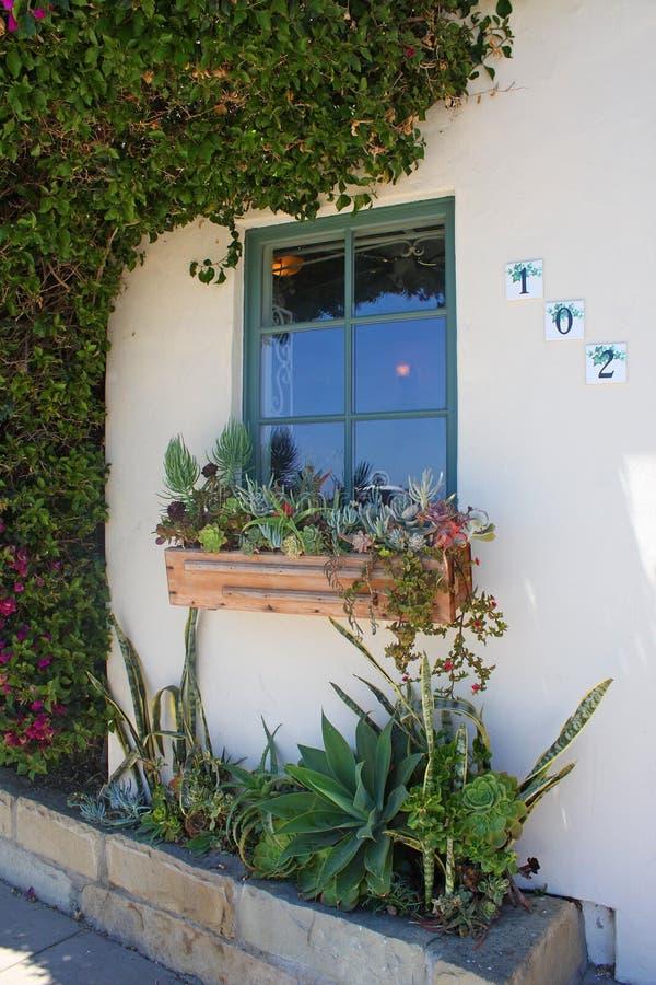 Charme de fenêtre photographie stock libre de droits