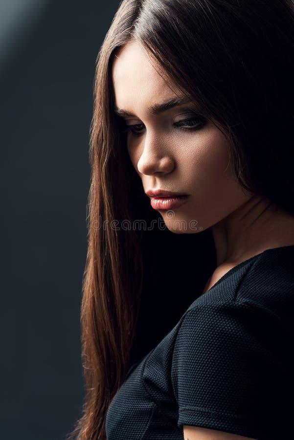 Charmig skönhet fotografering för bildbyråer