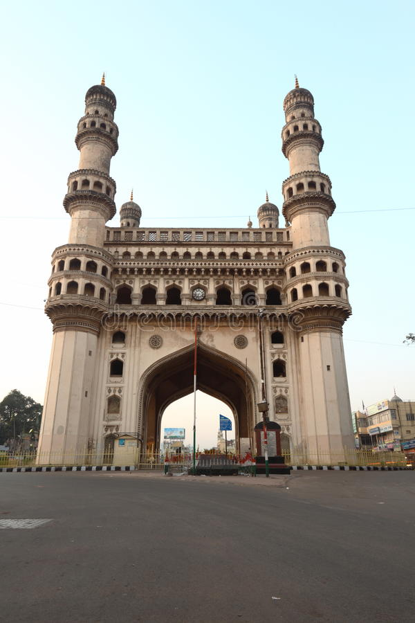Download Charminar editorial photography. Image of architecture - 22921437