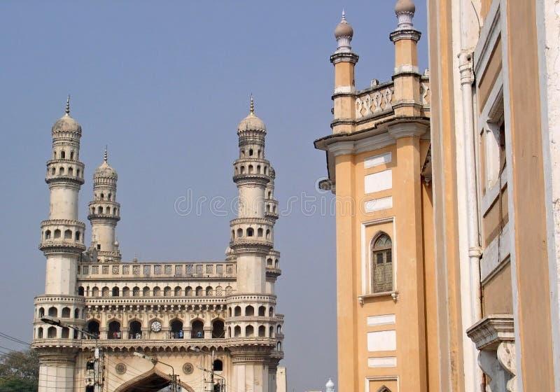 Download Charminar stock image. Image of landmark, south, column - 865023
