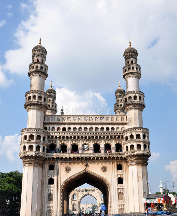 Download Charminar stock photo. Image of pradesh, andhra, india - 36427764